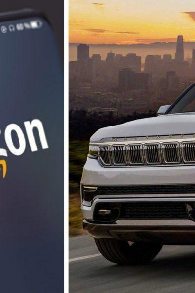 Jeep ile Amazon servisleri buluşuyor