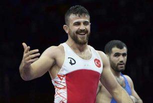 Muhammet Nuri Kotanoğlu gümüş madalya kazandı